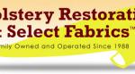 Upholstery Restoration & Select Fabrics