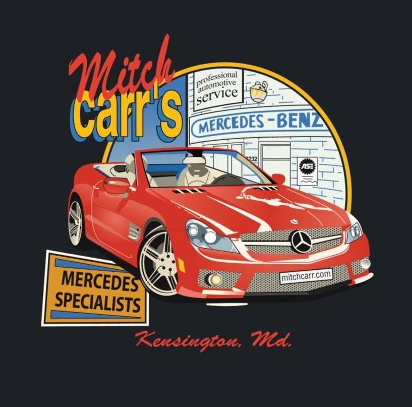 Mitch Carr's  Mercedes Benz Repair
